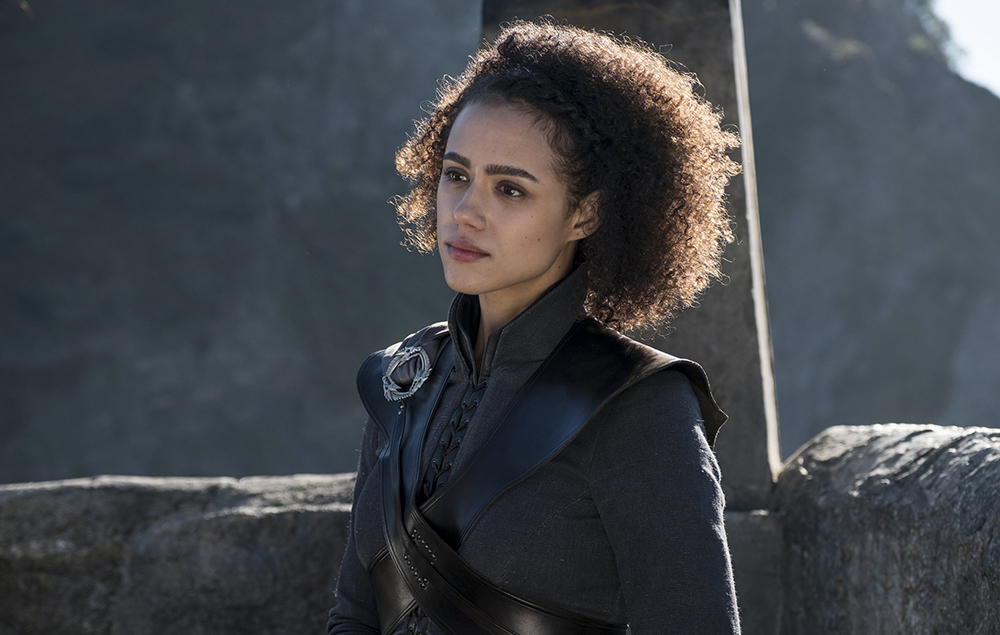 Missandei in Game of Thrones season 7