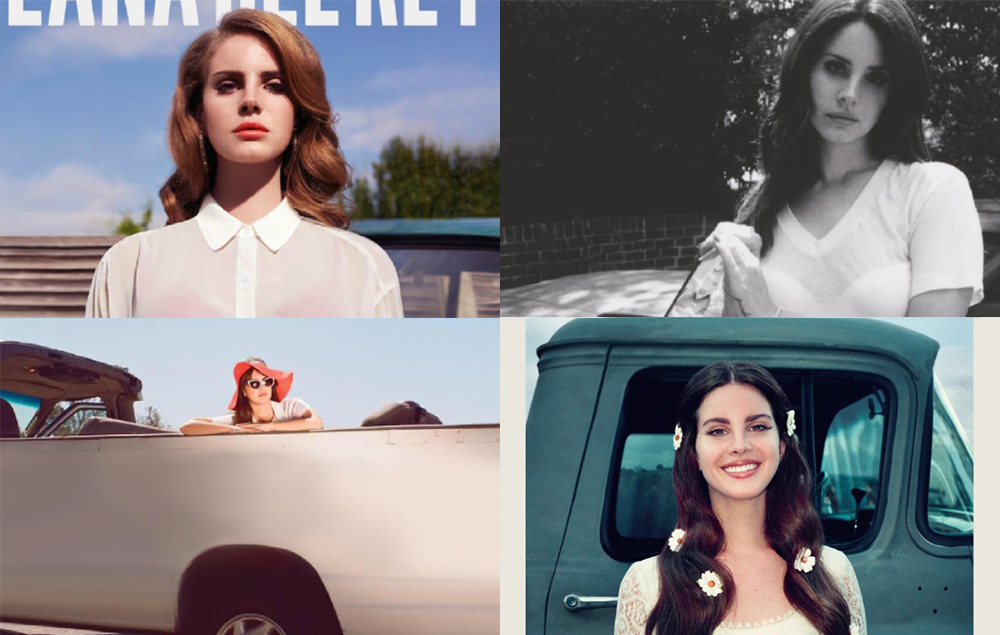 Born To Die To Lust For Life The Story In Lana Del Rey S Album Artwork