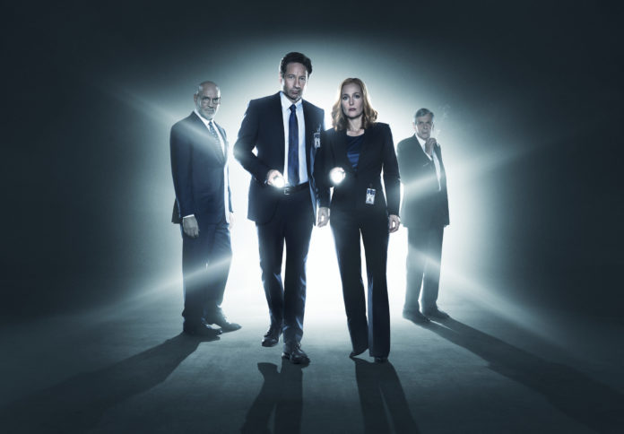 'The X Files' is returning for a new series