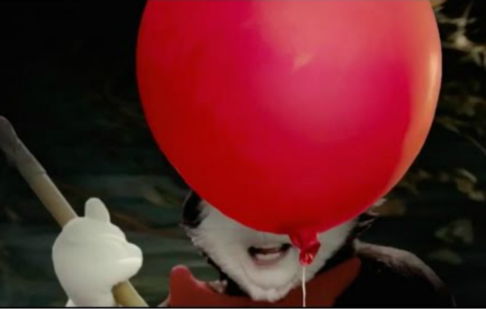 Someone S Made A Cat In The Hat Version Of The It Trailer Somehow It S Even Scarier Nme
