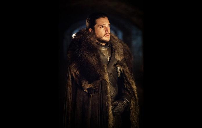 Jon Snow in Game of Thrones season 7