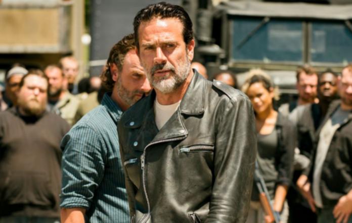 Negan in 'The Walking Dead'