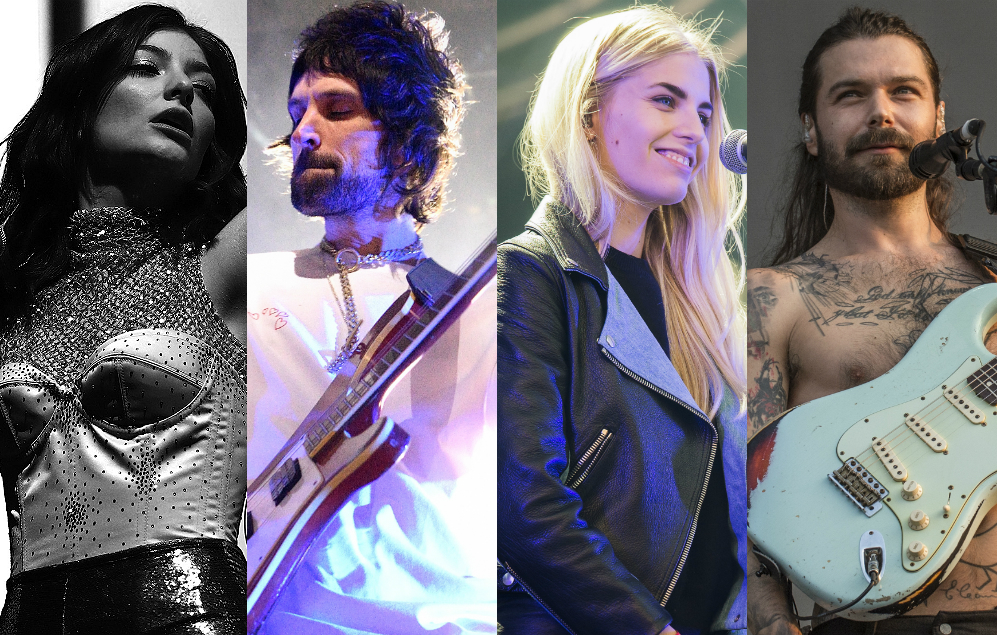 Lorde, Kasabian, London Grammar and Biffy Clyro are among the additions for Radio One's Big Weekend