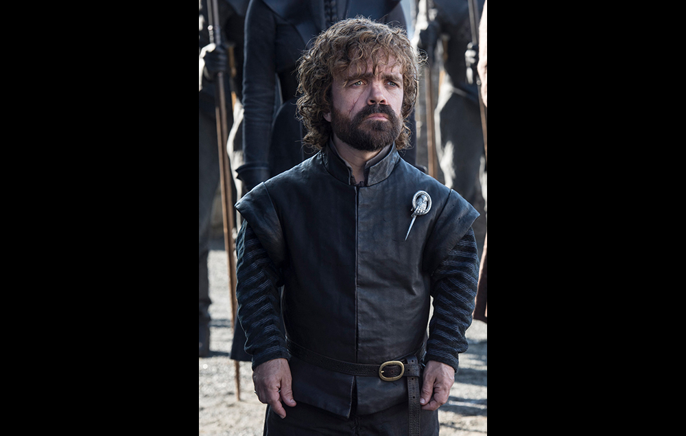Tyrion in Game of Thrones season 7