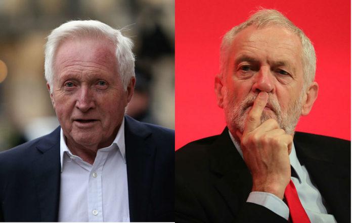David Dimbleby defends Jeremy Corbyn