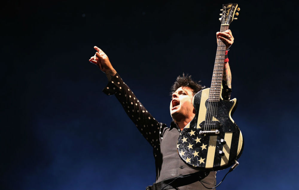 Green Day documentary trailer