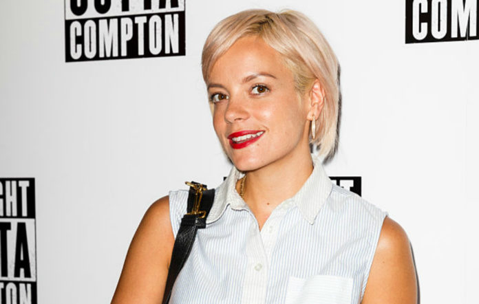 Lily Allen Theresa May misogynistic