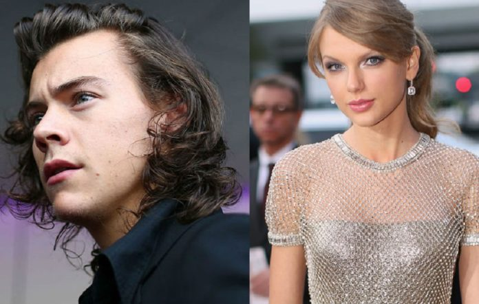 Harry Styles and Taylor Swift