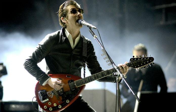 Arctic Monkeys' Alex Turner