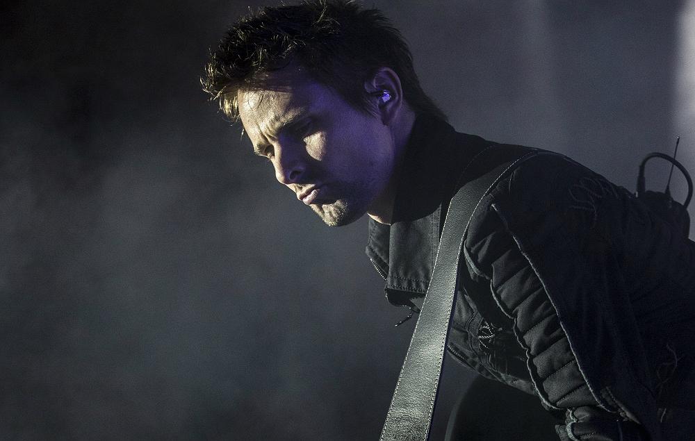 Muse's Matt Bellamy