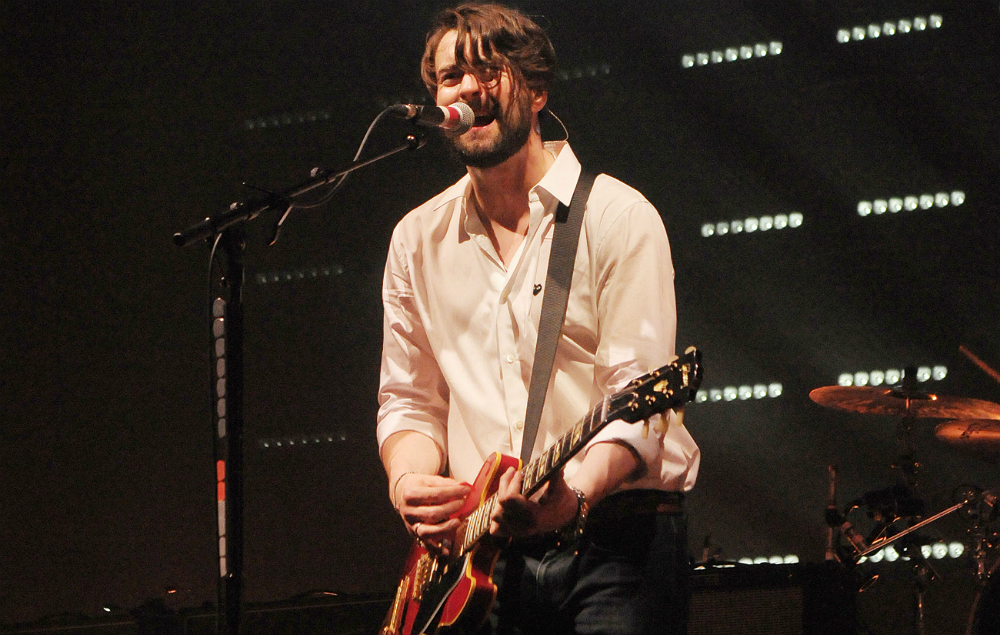The Courteeners' Liam Fray