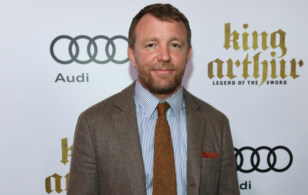 Guy Ritchie