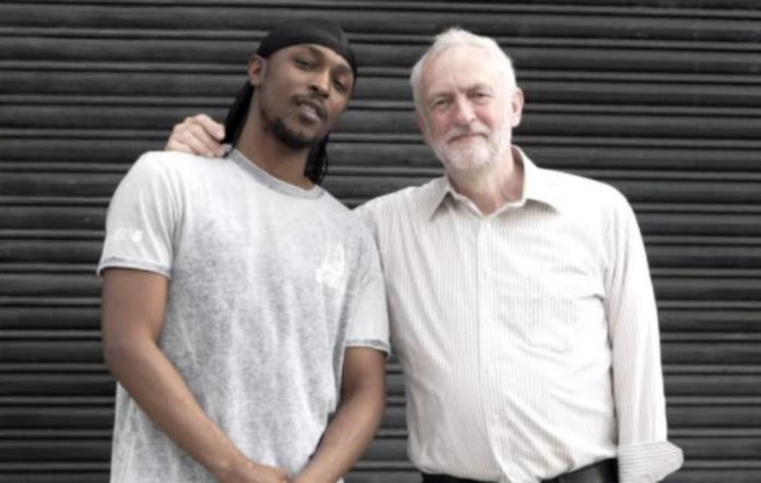 JME, Jeremy Corbyn