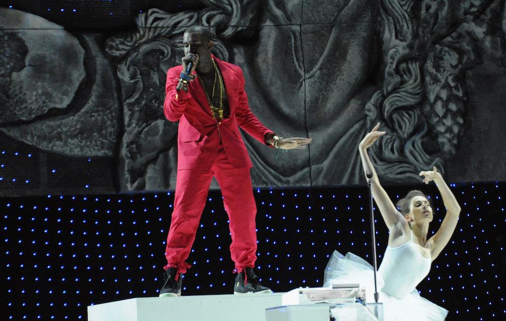 Kanye West S Original Album Title For My Beautiful Dark Twisted Fantasy Revealed Nme