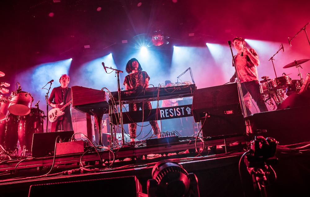 LCD Soundsystem - Shaky Knees 2017