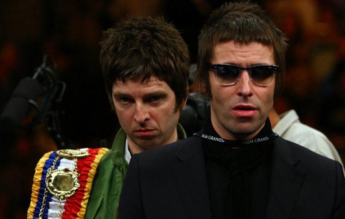 Noel, Liam Gallagher