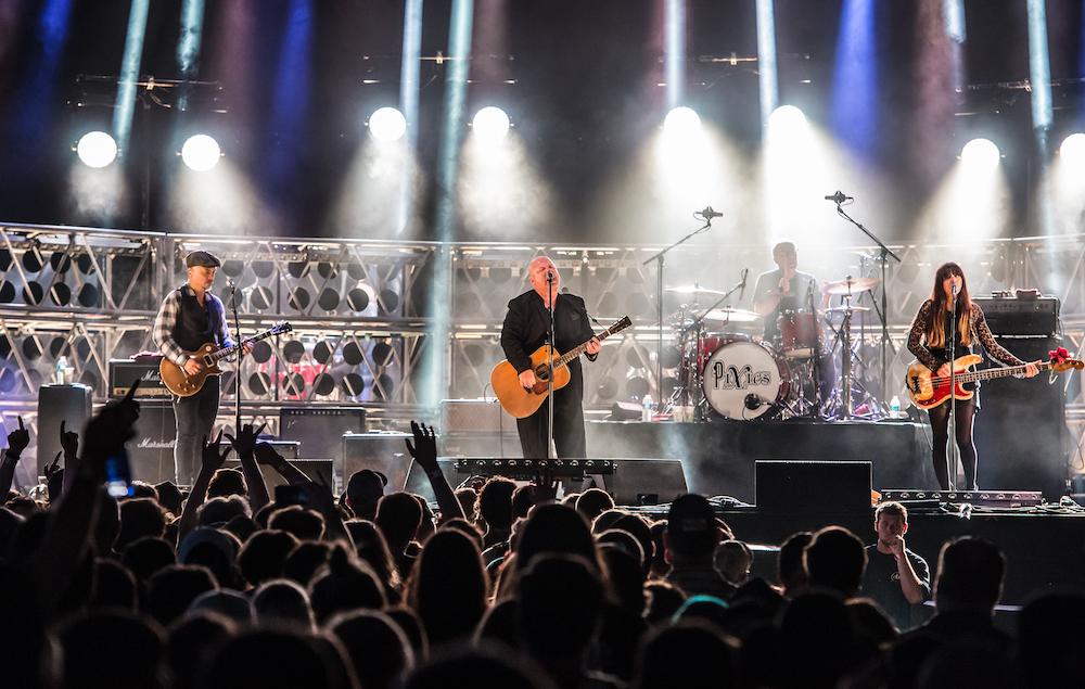 Pixies - Shaky Knees 2017