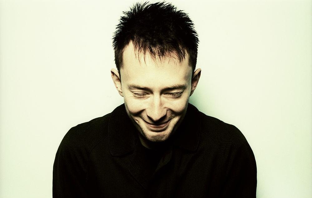 Radiohead's Thom Yorke in 1997