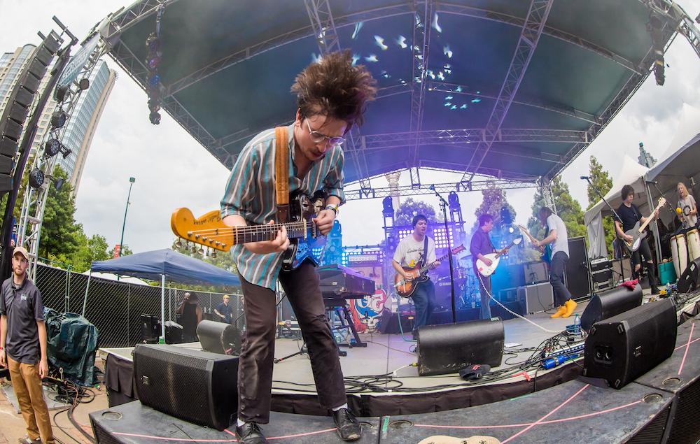 Twin Peaks - Shaky Knees Festival 2017