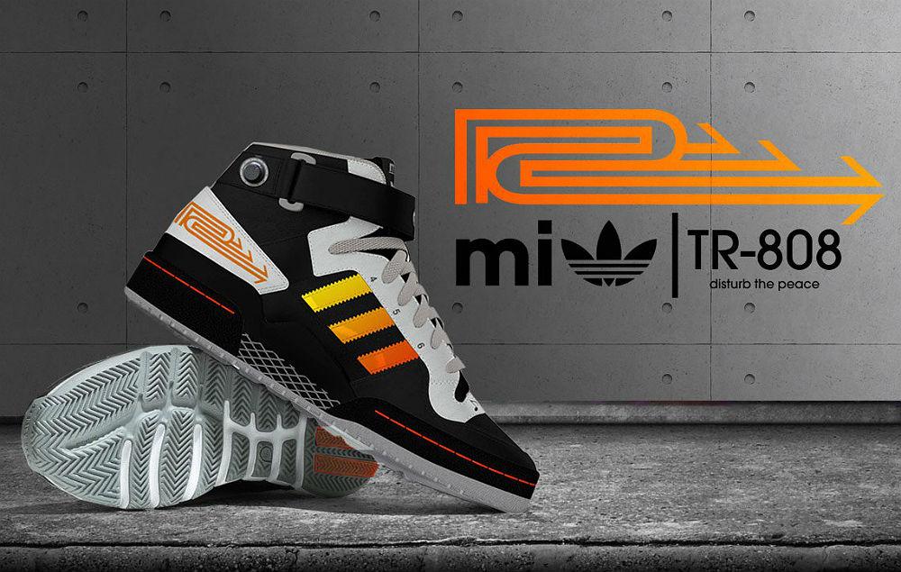 Adidas' new Roland prototype trainers