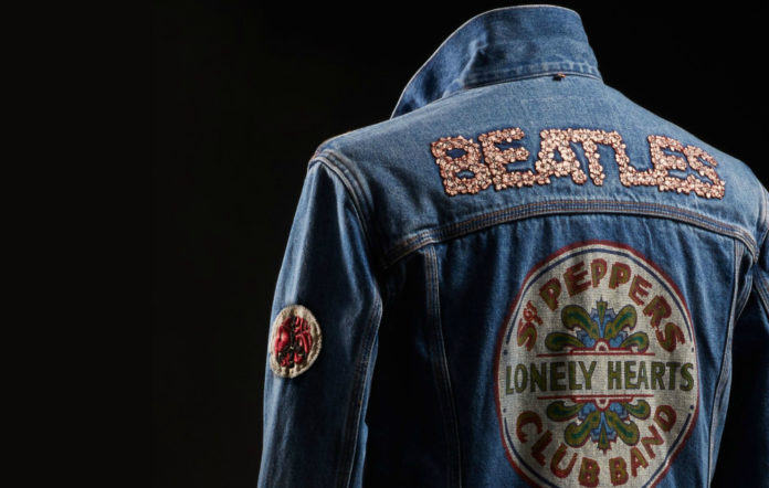 Pretty Green are celebrating The Beatles' Sgt Peppers' anniversary with a new range