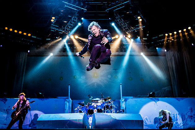 Iron Maiden announce 'The Book Of Souls' live album