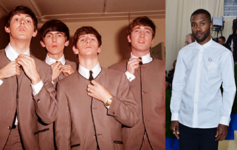 The Beatles and Frank Ocean