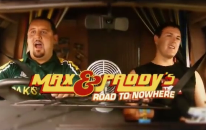 'Max and Paddy's Road to Nowhere'