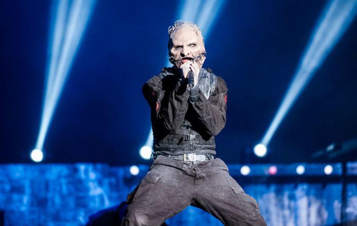 Corey Taylor new Slipknot music