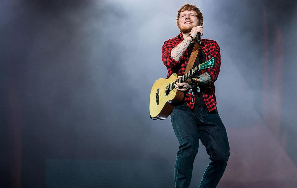 Ed Sheeran Glastonbury