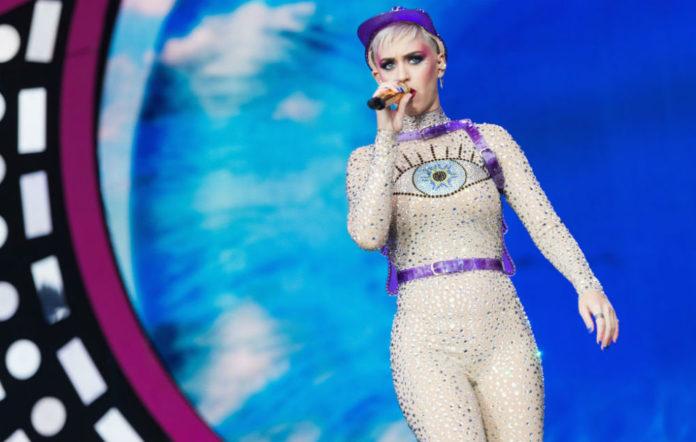 Katy Perry Glastonbury