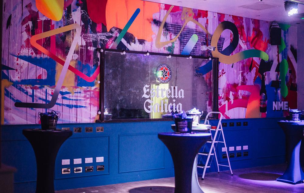 NME Lock In with Estrella Galicia
