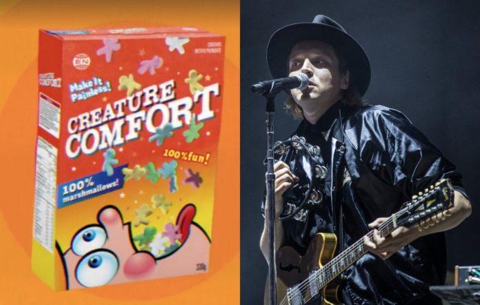 Arcade Fire tease new single 'Creature Comfort'