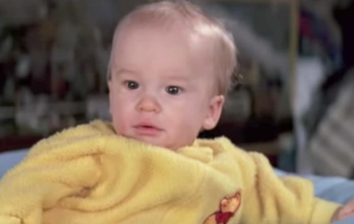 Baby Oscar in Ghostbusters II