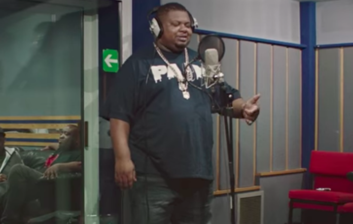 Big Narstie in 'We Need A Change'