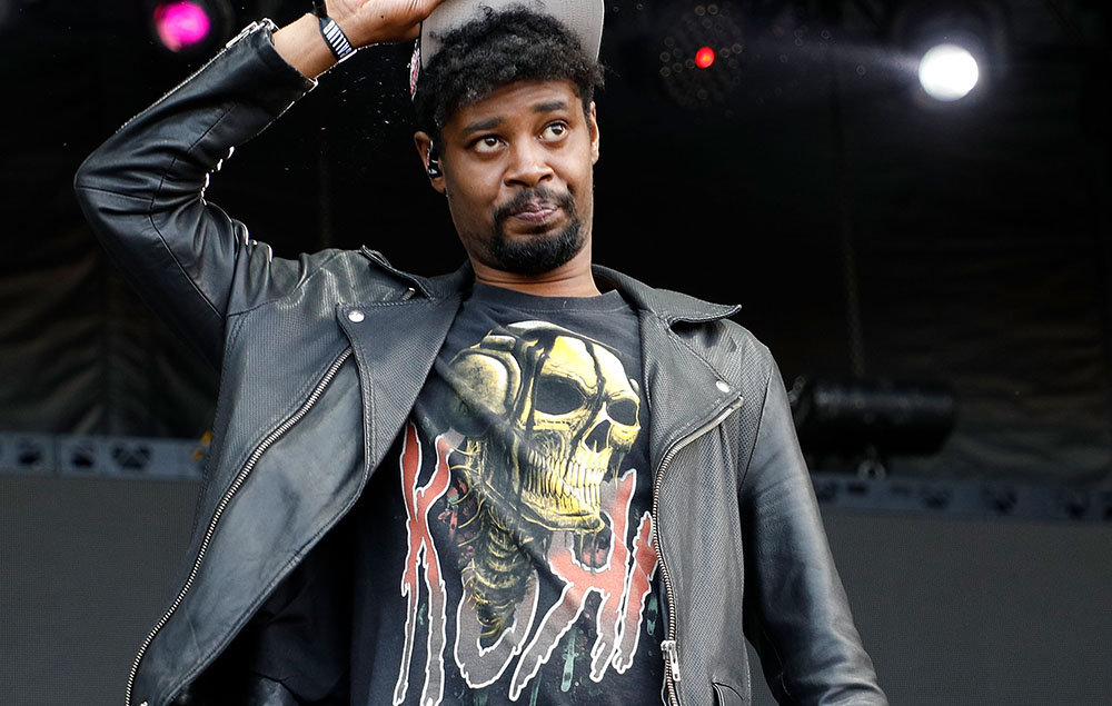 Danny Brown 2017 Boston Calling Music Festival - Day 2