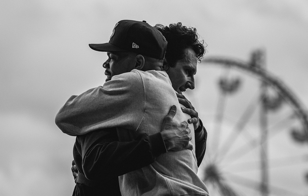 Francis and the Lights Chance The Rapper Boston Calling 2017