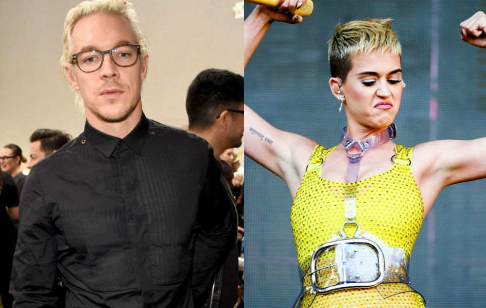 Diplo And Katy Perry >> Diplo Responds To Katy Perry Sex Performance Diss Nme