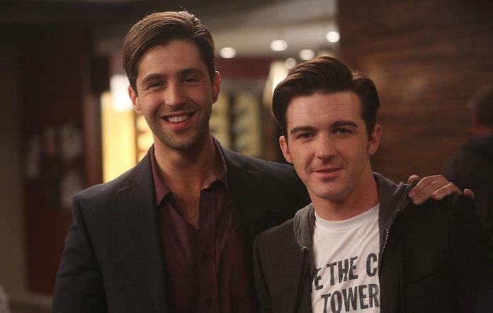 Josh Peck and Drake Bell