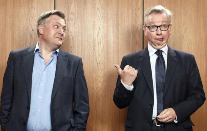 Ed Balls and Michael Gove on 'The Last Leg'