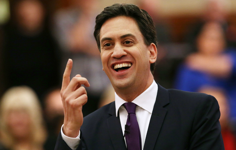 Ed Miliband, Radio 2, Labout