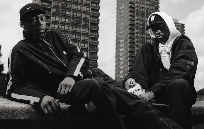 Dizzee Rascal and Wiley