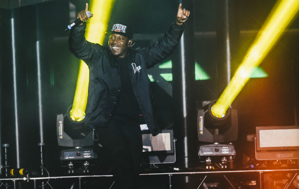 dizzee rascal new album tour