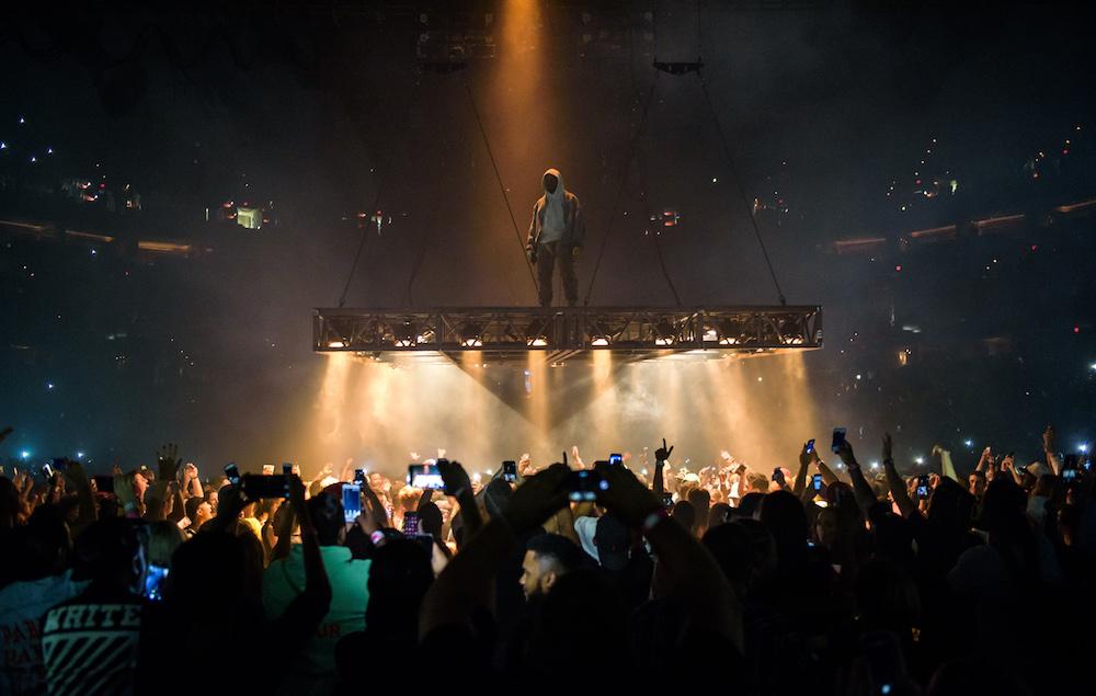 Kanye West return touring