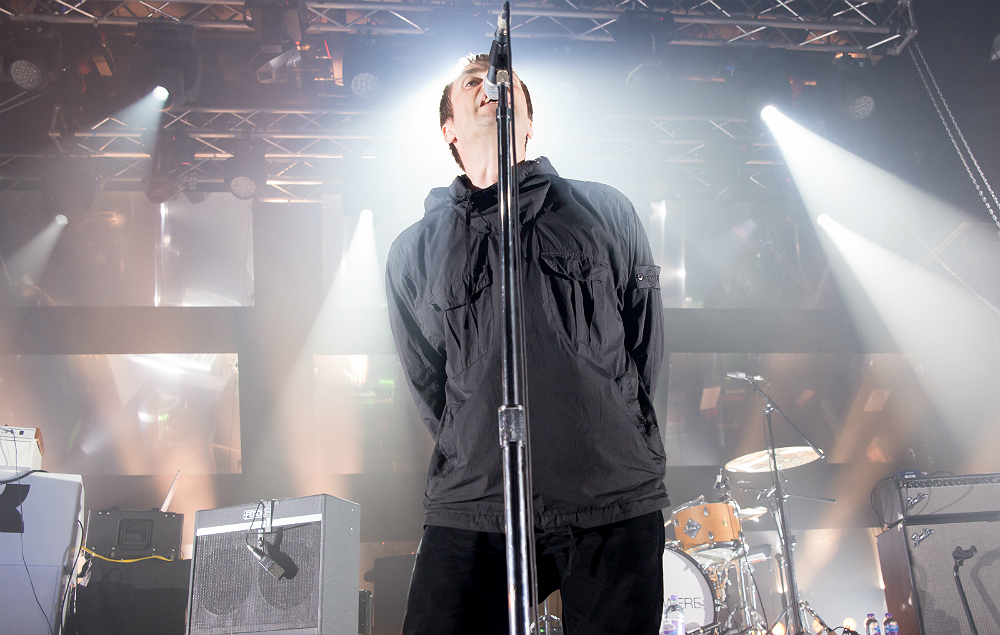Liam Gallagher at Brixton Electric