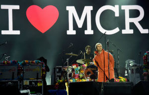 Liam Gallagher at 'One Love Manchester'