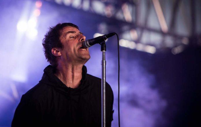 Liam Gallagher Chinatown
