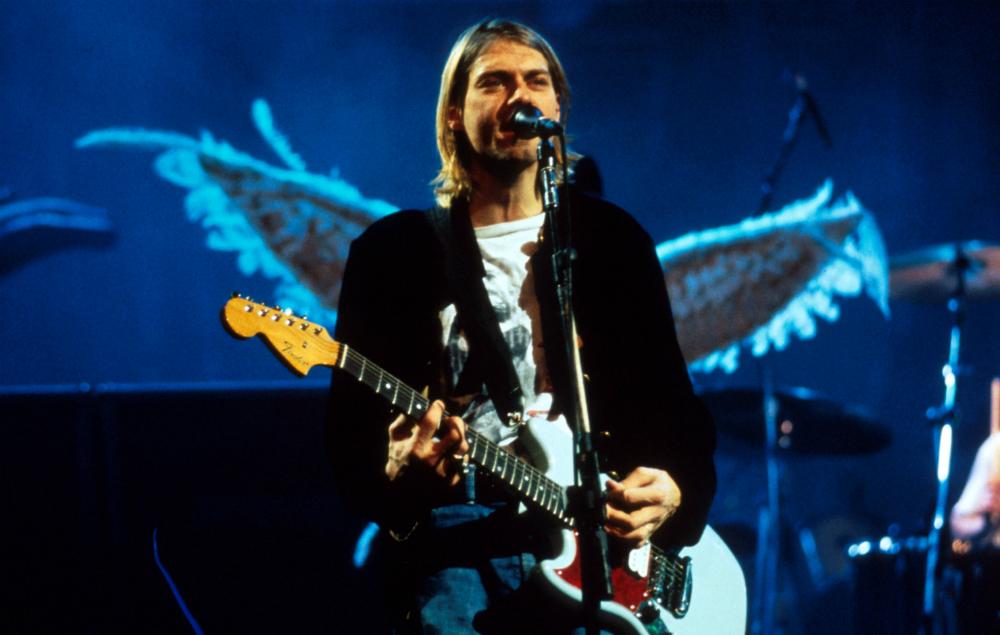 Kurt Cobain exhibition