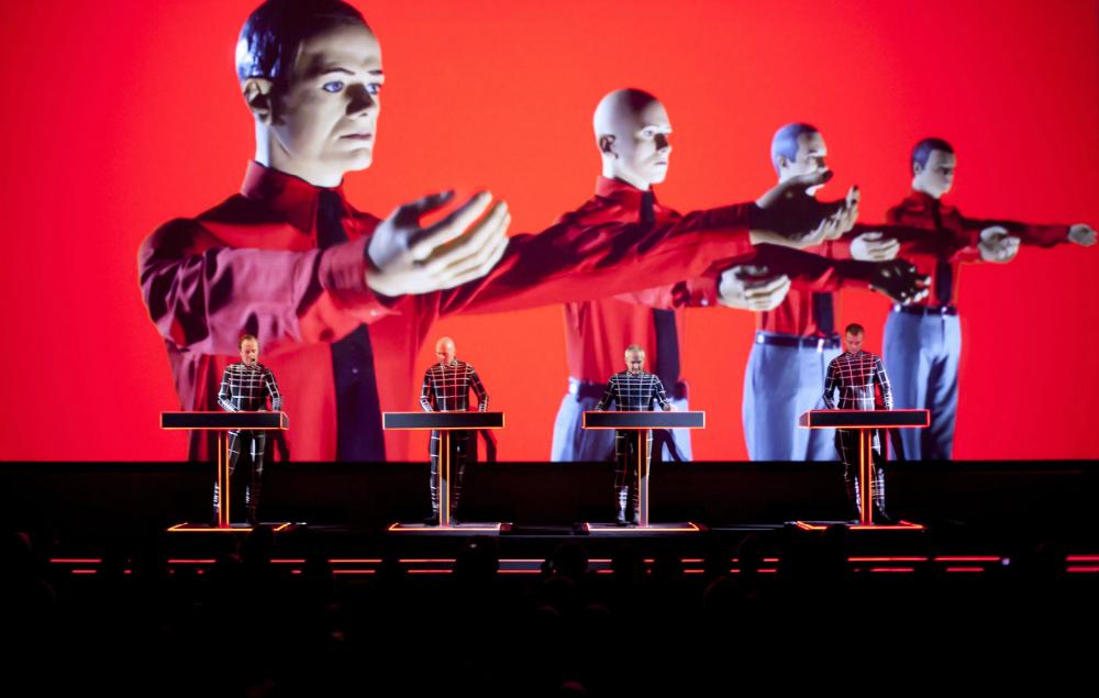 Kraftwerk, Tour