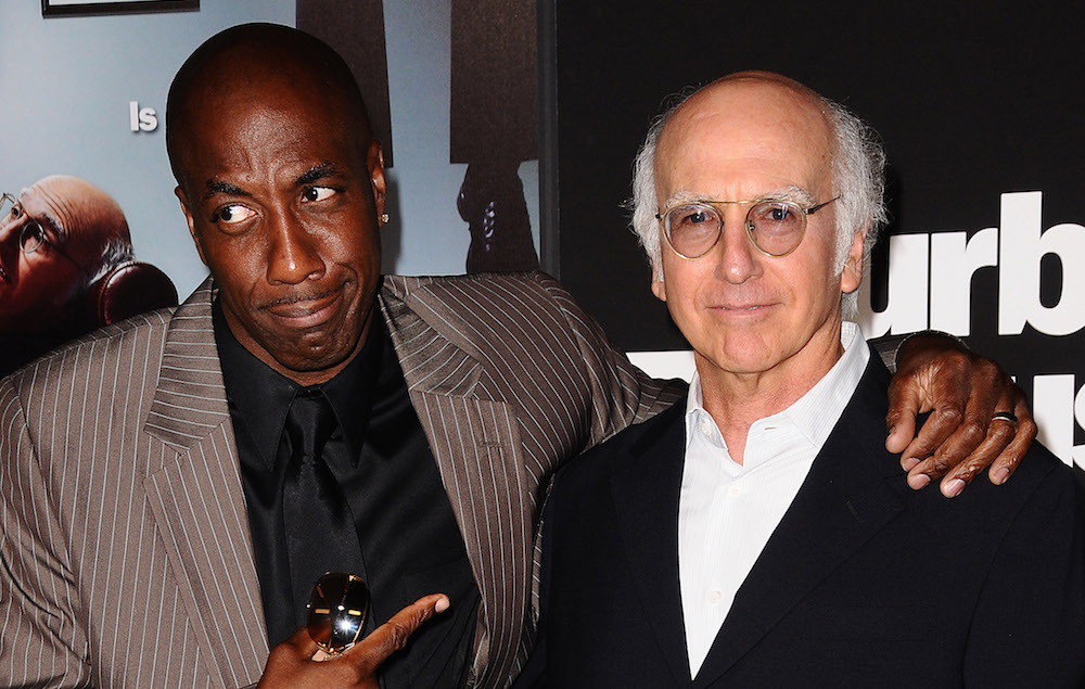 Larry David, JB Smoove